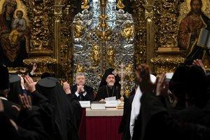Как проходит Объединительный собор, опубликованы новые фото из Софии Киевской