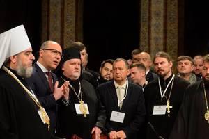 Парубий: РФ по-прежнему намерена уничтожить наше государство и церковь
