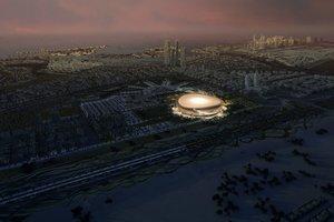 Катар представил главный стадион ЧМ-2022