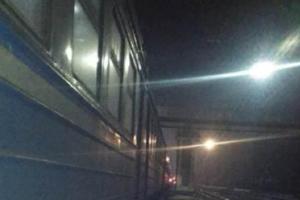 Под Харьковом поезд насмерть сбил мужчину, лежавшего на рельсах