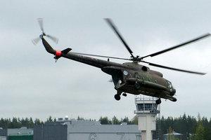 В России жестко приземлился вертолет, есть пострадавшие