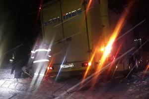 Полиция задержала водителя автобуса, совершившего смертельное ДТП во Львовской области