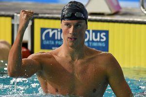 Украинец Михаил Романчук с рекордом завоевал золотую медаль на чемпионате мира по плаванию