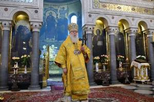 Епифаний указал на роль Филарета в объединенной Украинской церкви