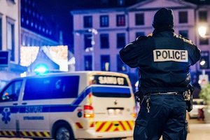 """Во Франции родственников """"страсбургского стрелка"""" отпустили из-под стражи"""