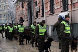 В полиции отчитались об охране правопорядка во время проведения Объединительного собора