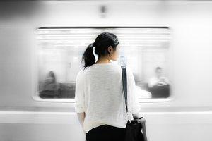 Женщины устроили в метро жесткие разборки: появилось видео