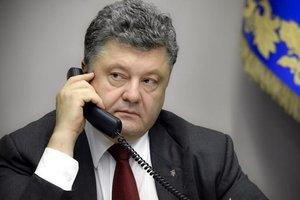Порошенко рассказал, почему Путин избегает разговора