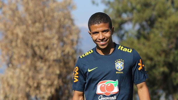 Маркиньос едет в сборную Бразилии