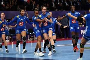 Сборная Франции выиграла чемпионат Европы по гандболу