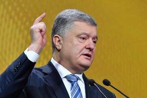 Порошенко: Строительство и восстановление дорог в Украине является одним из приоритетов работы