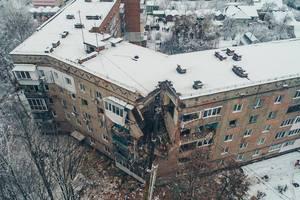 Все подробности взрыва дома в Фастове: падали стены и потолки