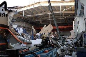 Обрушение на заводе в Подмосковье: число жертв возросло, появились фото и видео