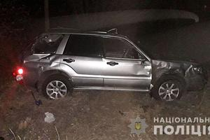 Жуткое ДТП в Донецкой области: автомобиль слетел в кювет, погиб водитель