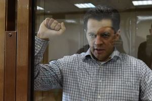 Роман Сущенко. Фото: AFP