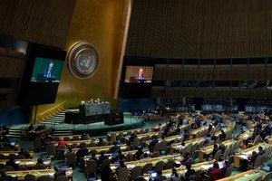 Генассамблея ООН утвердила резолюцию по Крыму и агрессии РФ в Азовском море: детали документа