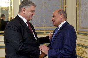 Порошенко провел встречу с президентом ЕБРР: о чем говорили