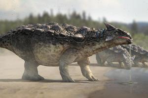 Ошеломительная находка: найдены самые четкие следы динозавров