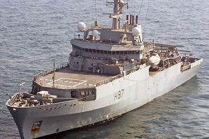 Британский корабль-разведчик вошел в Черное море