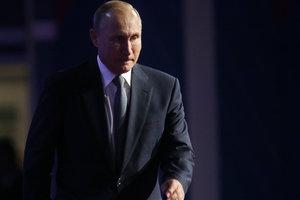 Война на Донбассе и гонка вооружений с США: Путин сделал заявление