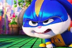 """Кролик-супергерой: появился крутой трейлер мультфильма """"Тайная жизнь домашних животных 2"""""""