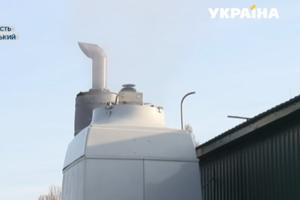 В Каменце-Подольском биогаз со свалки перерабатывают в электроэнергию