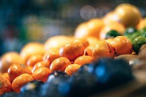 В Украине упали цены на мандарины