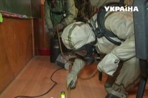 Тревога, эвакуация и опасное вещество: в школе в Виннице провели учения