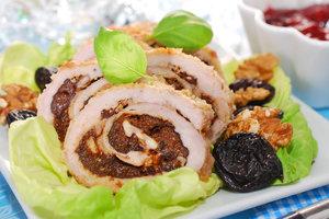 Горячие блюда на Новый год: ТОП-5 рецептов