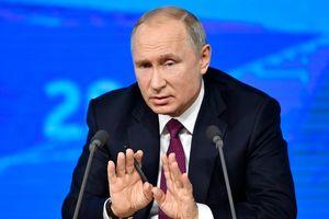 """Путин заявил, что Россия не уйдет с Донбасса, чтобы Украина не """"съела"""" мирных жителей"""