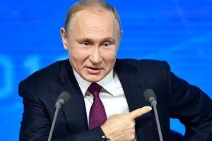 Путин поведал о штабе управления миром: соцсети высмеяли хозяина Кремля