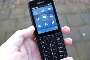 Microsoft выпустили странный телефон из прошлого: фото