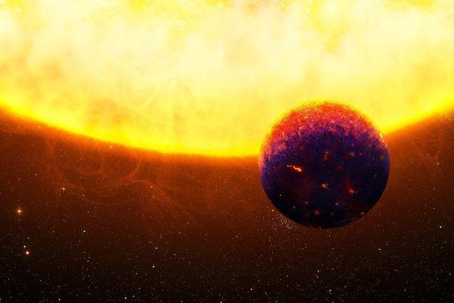Далекие сокровища. Астрономы нашли планеты, покрытые драгоценными камнями