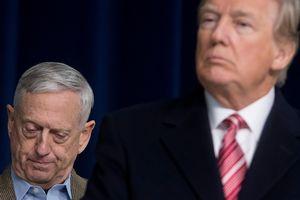 Трамп заявил об отставке главы Пентагона