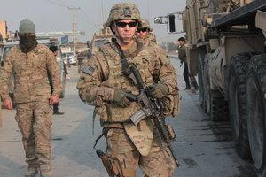 Трамп выведет часть войск из Афганистана - СМИ