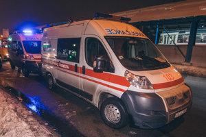 Смертельное ДТП в Киеве: погибла беременная женщина