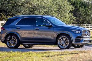 """Mercedes выпустит новые """"дизели""""-внедорожники: появились технические характеристики"""