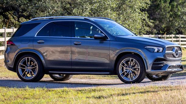 Benz GLE 350d и400d надизеле начнут реализовываться весной 2019