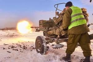 На Донбассе ВСУ нанесли серьезный урон боевикам
