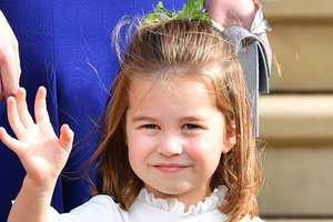 Принцесса Диана была бы рада: у принцессы Шарлотты новое хобби