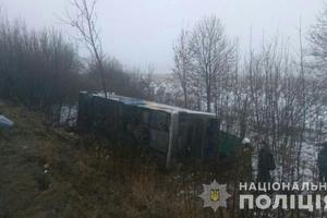 В Одесской области произошло масштабное ДТП: столкнулись более 10 автомобилей