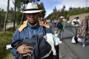 Минимальная зарплата в 10 долларов: кризис в Венесуэле углубляется