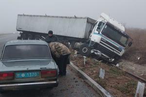 В Одесской области на трассе произошло пять ДТП: опубликованы фото