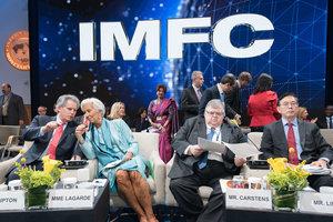 Украина получила транш МВФ и побила рекорд по валютным резервам