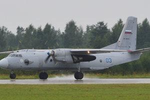 Авиакатастрофа самолета Ан-26 в Конго: на борту были россияне
