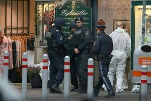 Стрельба в кафе Вены: пострадавший скончался, преступник схвачен