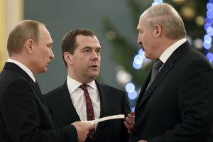 Россия продолжает поглощать Беларусь: страны создают единое законодательство