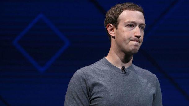 Forbes назвал Цукерберга основным лузером года среди миллиардеров