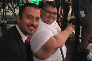 Самый толстый человек в мире похудел на 225 килограммов
