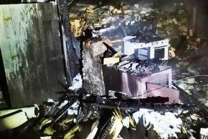 В Черниговской области пожар унес жизнь мужчины